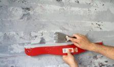 Dekoratif beton rengi sıva