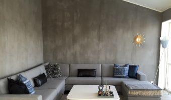 Dekoratif sıva – Beton efekt boya uygulama