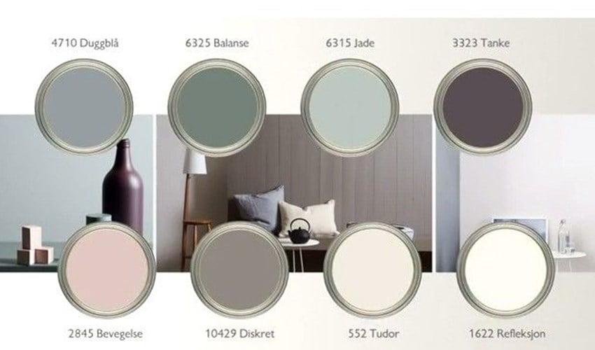 jotun boya iç cephe renk kartelası uygulama istanbul