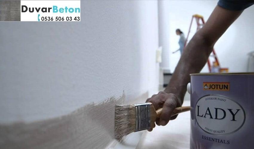 Jotun boya uygulama istanbul