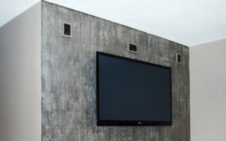 Dekoratif duvar sıva