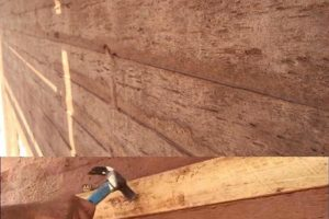 Brüt beton duvarlar