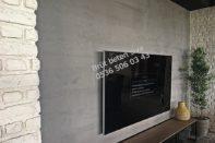 Beykoz brüt beton sıva uygulaması