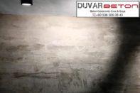 Brüt beton sıva nasıl uygulanır ?